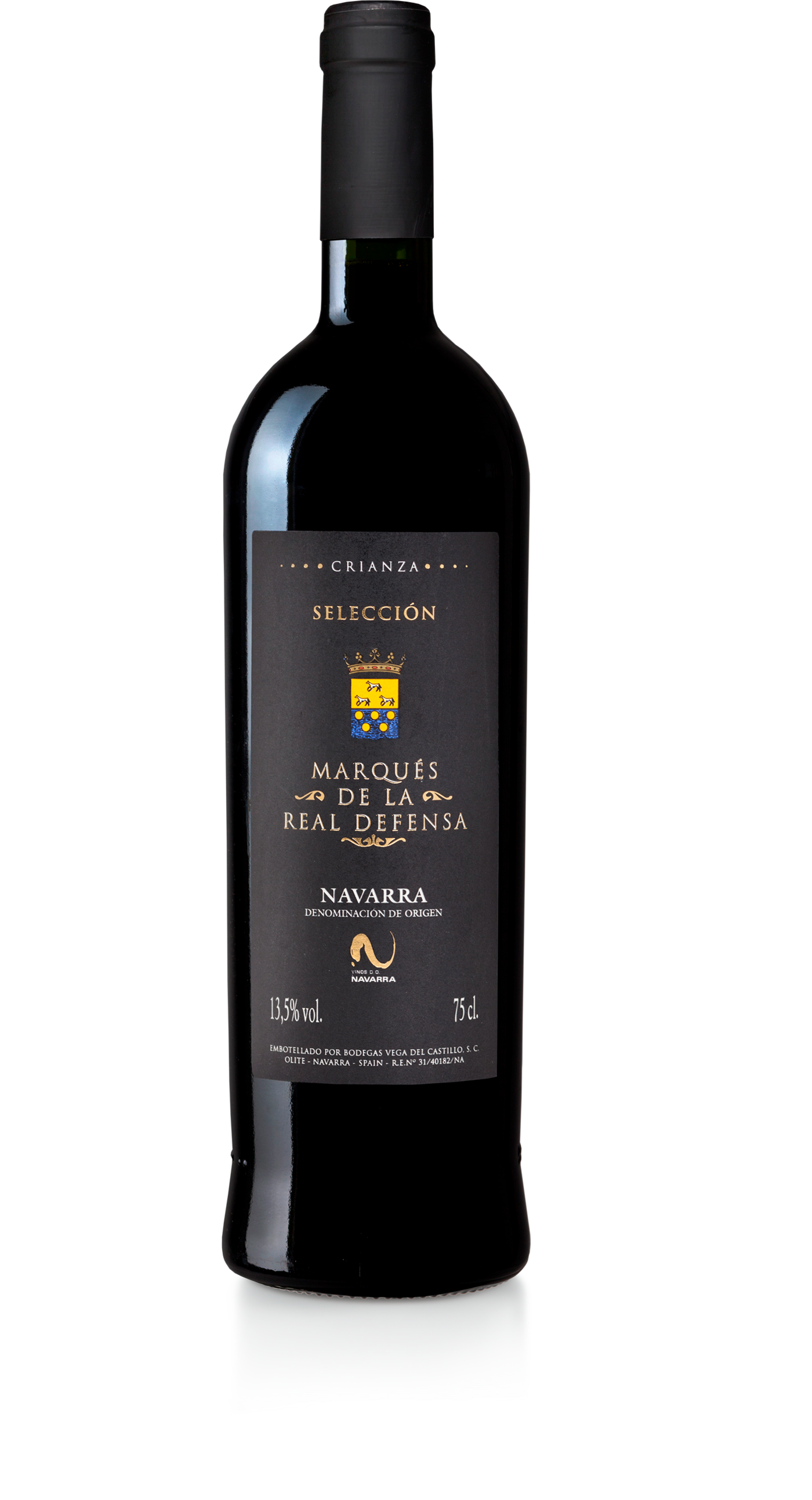 Marques de la real defensa crianza